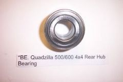 BE. Quadzilla 500/600/800 4x4 Wheel Hub Bearing